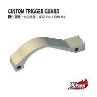 【メール便可】カスタムトリガーガード TYPE「BH」/ 東京マルイ GBB M4シリーズ(custom trigger guard TYPE BH / TM GBB M4 series)