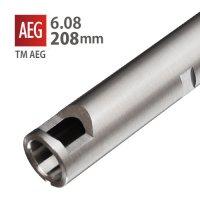 【メール便可】6.08インナーバレル 208mm / 東京マルイ G3-SAS