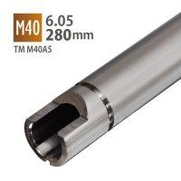 【メール便可】6.05インナーバレル 280mm / 東京マルイ M40A5