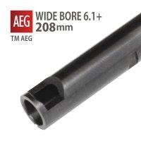 【メール便可】WIDE BORE 6.1+インナーバレル 208mm / 東京マルイ G3 SAS