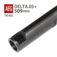 DELTA 6.03+インナーバレル 509mm / TM Steyer AUG,M16A1