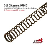 APS Spring / Outer Dia 13mm【★Not purchasable in japan★】(※日本購入不可)
