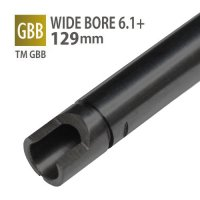 【メール便可】WIDE BORE 6.1+インナーバレル 129mm / ActionArmy AAP-01 ASSASSIN