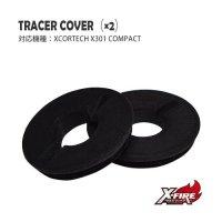 【メール便可】トレーサーカバー(2枚セット)/ XCORTECH X301 COMPACT専用