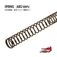 【メール便可】AEGスプリング100% / 東京マルイ 電動ガン