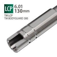【メール便可】6.01インナーバレル 130mm / 東京マルイ LCP LONG,BODYGUARD 380 LONG