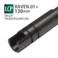【メール便可】RAVEN 6.01+インナーバレル 130mm / 東京マルイ LCP LONG,BODYGUARD 380 LONG