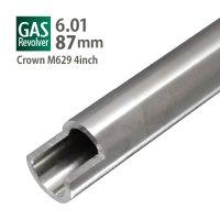 【メール便可】6.01インナーバレル 87mm / クラウン M629 4inch