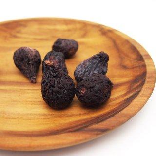 ドライ黒イチジク アメリカ産 100g ドライフルーツ チャック付き袋 無添加 無農薬 有機栽培