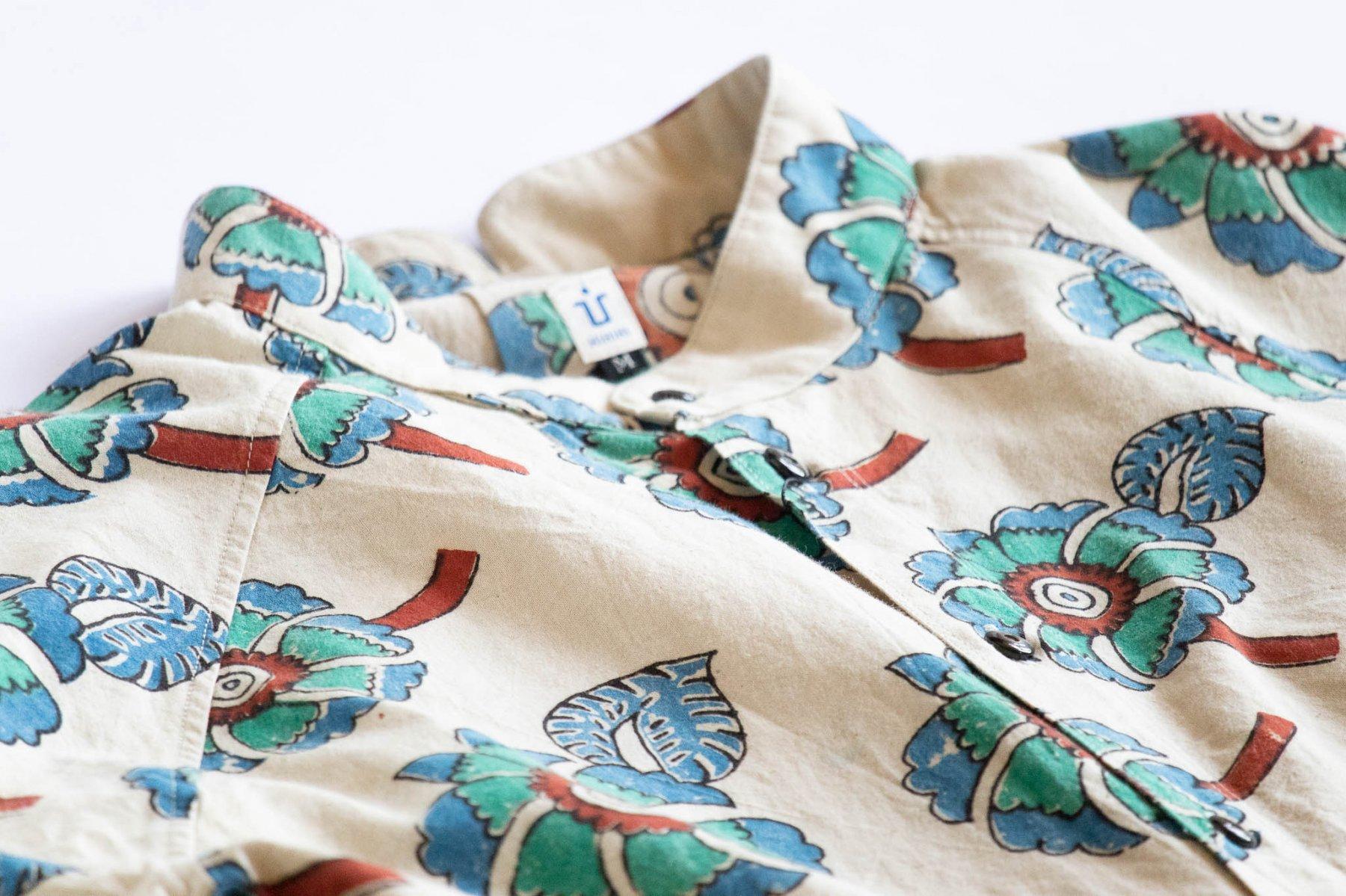 ゴデシャツ Hana-1