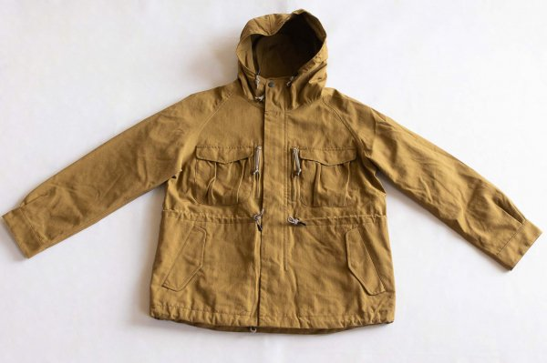 <img class='new_mark_img1' src='https://img.shop-pro.jp/img/new/icons1.gif' style='border:none;display:inline;margin:0px;padding:0px;width:auto;' />TAKIBI  jacket Brown M