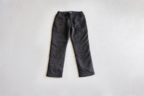 snow peak Flexible Insulated Pants/S/BK