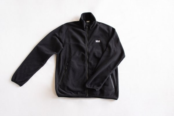 <img class='new_mark_img1' src='https://img.shop-pro.jp/img/new/icons1.gif' style='border:none;display:inline;margin:0px;padding:0px;width:auto;' />HELLY HANSEN Ease Fleece Jacket BLACK Lサイズ