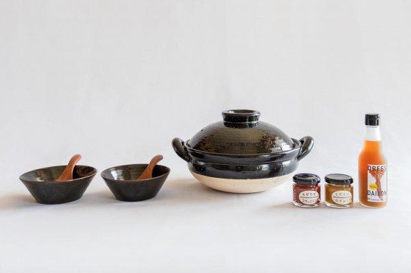 マザルバの鍋セット