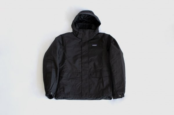 patagonia(パタゴニア)Ms Isthmus Jacket(Black)