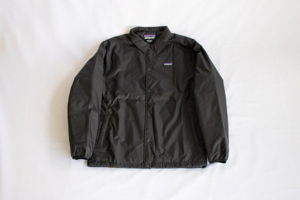 patagonia(パタゴニア)Ms Mojave Trails Coaches Jacket(Black)