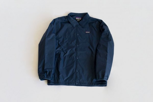 patagonia(パタゴニア)Ms Mojave Trails Coaches Jacket(Stone Blue)