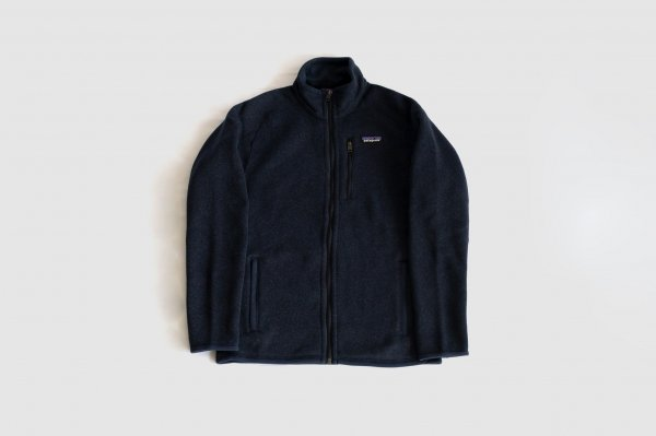 patagonia(パタゴニア)Ms Better Sweater Jacket(New Navy)