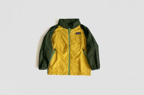patagonia(パタゴニア)Baby Light & Variable Hoody(Surfboard Yellow)