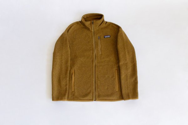 patagonia(パタゴニア)Ms Better Sweater Jacket(Mulch Brown)