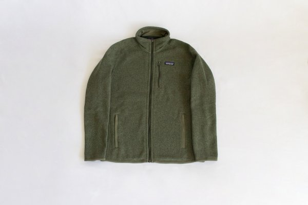 patagonia(パタゴニア)Ms Better Sweater Jacket(Industrial Green)