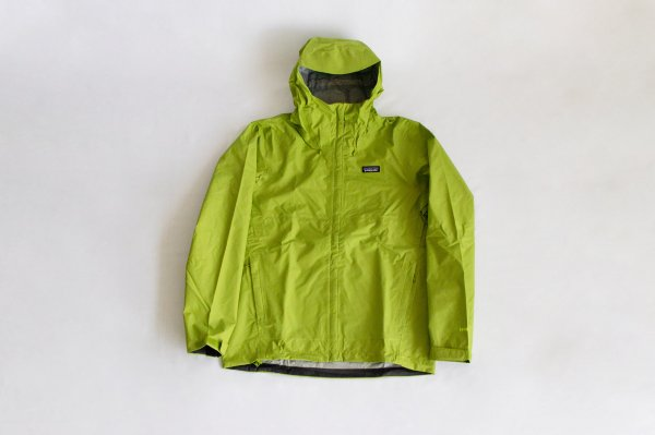 patagonia(パタゴニア)Ms Torrentshell 3L Jacket(Supply Green)