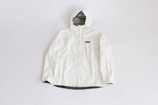 patagonia(パタゴニア)Ws Torrent Shell 3L Jacket(Birch White)