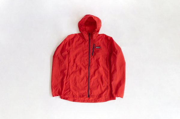 patagonia(パタゴニア)Ms Houdini Jacket(Fire w/Classic Navy)