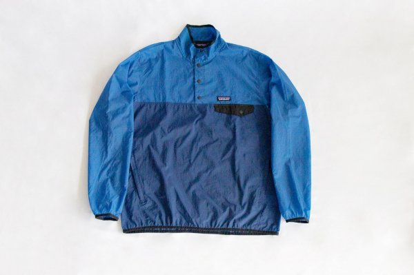 patagonia(パタゴニア)Ms Houdini Snap-T Pullover(Superior Blue)