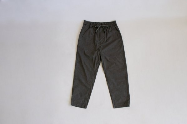 White Mountaineering(ホワイトマウンテニアリング)TAPERED CROPPED PANTS(GRAY)