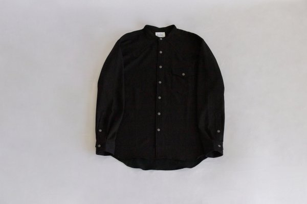 Mellow People(メローピープル)Western Tripper Shirts(Black)
