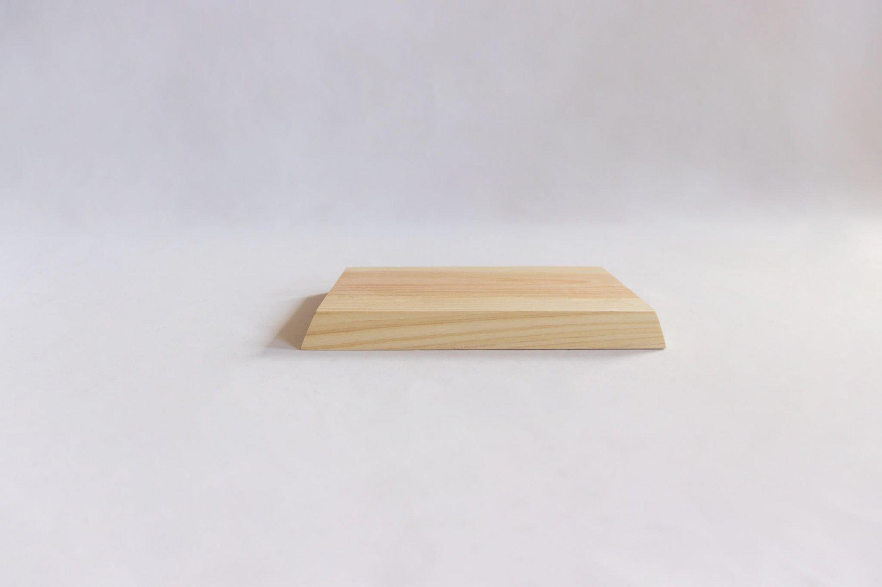 木の兜飾り 大-2