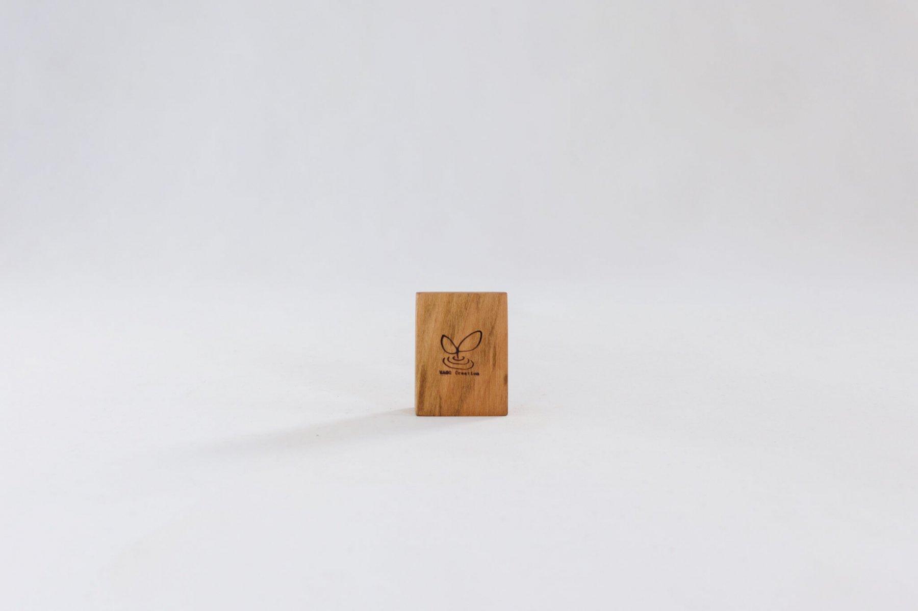 木の兜飾り 大-3