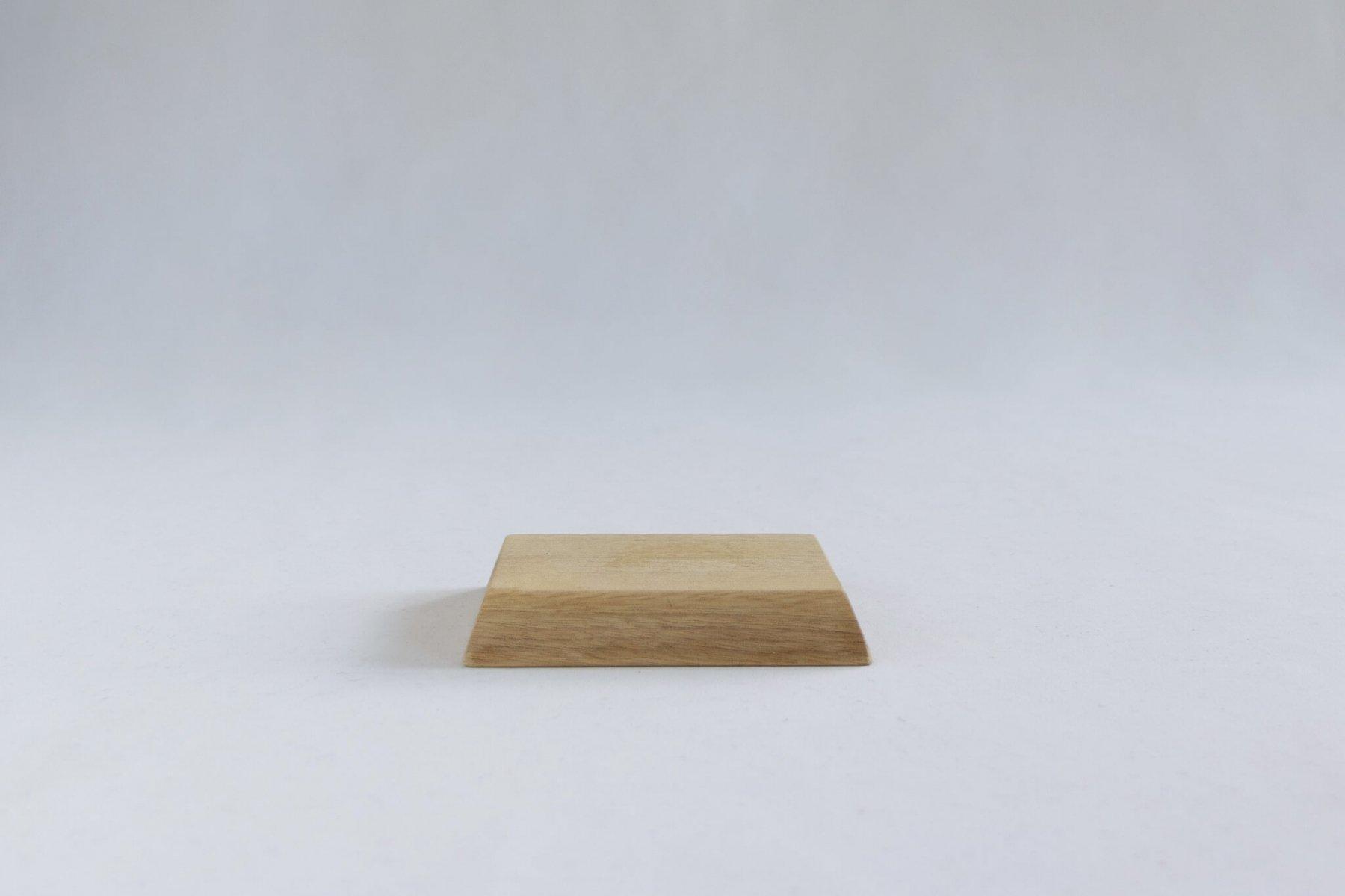木の兜飾り 両角-2