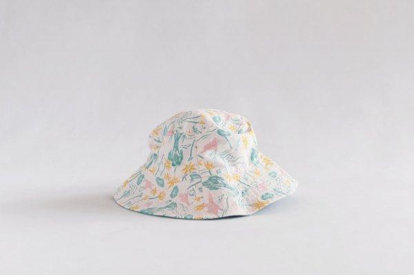 Baby Sun Bucket Hat(ベビー・サン・バケツ・ハット)BDSB