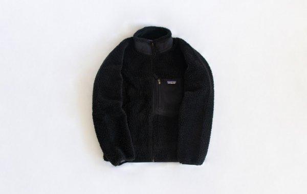 Patagonia(パタゴニア)MEN'S CLASSIC RETRO-X JACKET(Black W/Black)