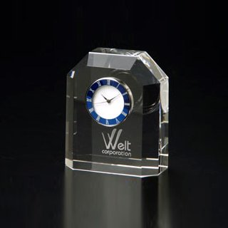 クリスタル時計 COWC-1