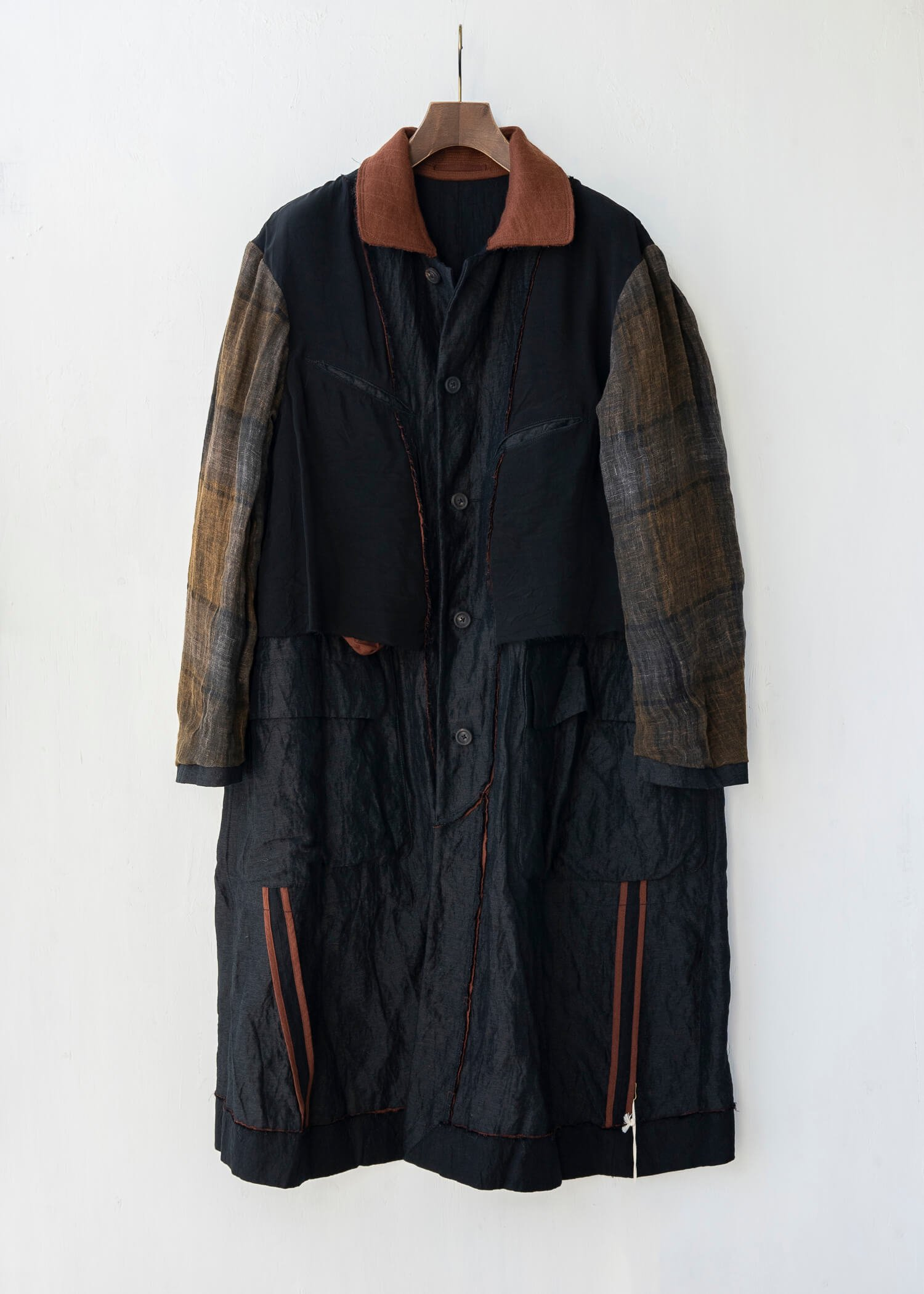 ZIGGY CHEN / COAT Art.#1104