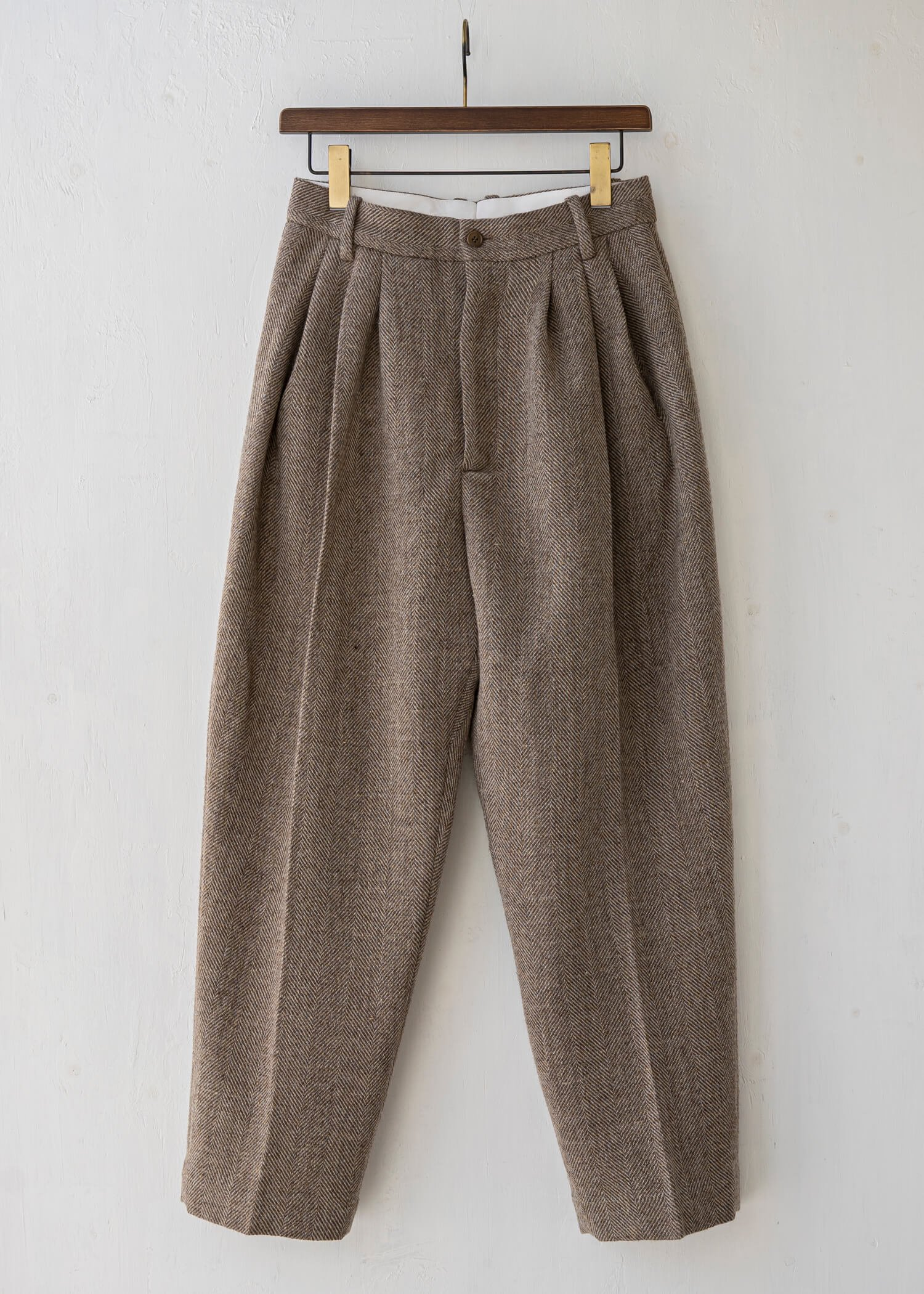 HED MAYNER / 4 PLEAT PANT