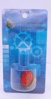 【CNC prodct】アルミ製ピストンヘッド ボールベアリング付き スタンダード電動ガン用