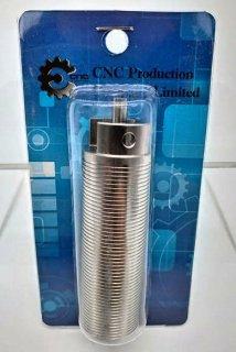 【CNC prodct】CNC製シリンダー、シリンダーヘッド一体化セット(AK用) スタンダード電動ガン用