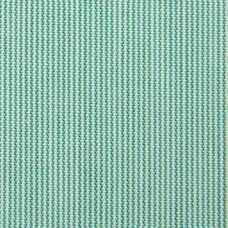 似顔絵手刺繍ハンカチ「ヘアリンストライプ(グリーン)」