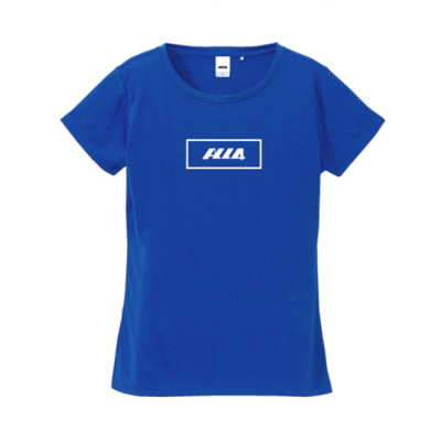 ALL4 LADIES SPORTS Tee BLUE