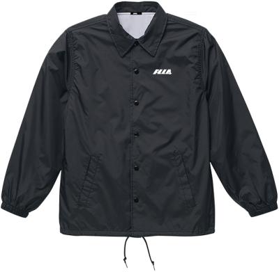 オフィシャルコーチジャケット ブラック
