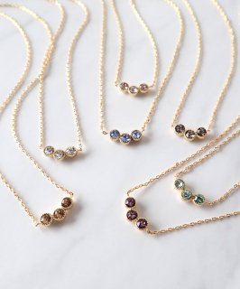 3 stars Necklace
