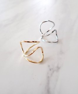 Deformed wire ring