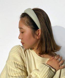 Eco-leather Headband