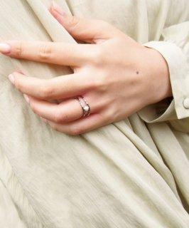 Design pearl ring