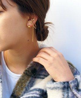Chain-mix earcuff