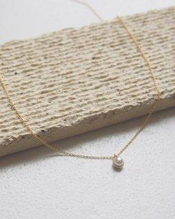 Birth stone necklace -June-